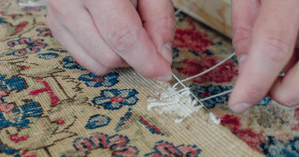 Rug Repair & Cleaning