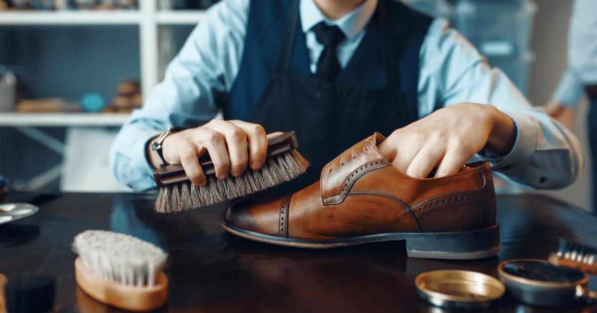 shoe repair & cleaning