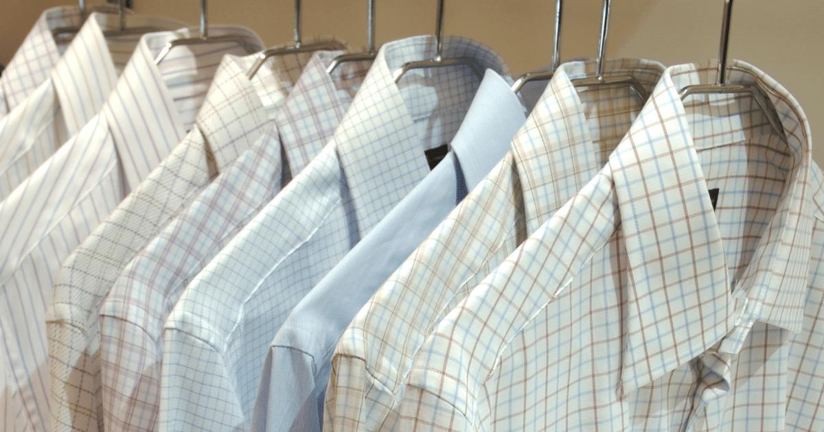 Shirt Laundering & Pressing